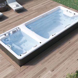 Baseny z przeciwprądem - Swim Spa